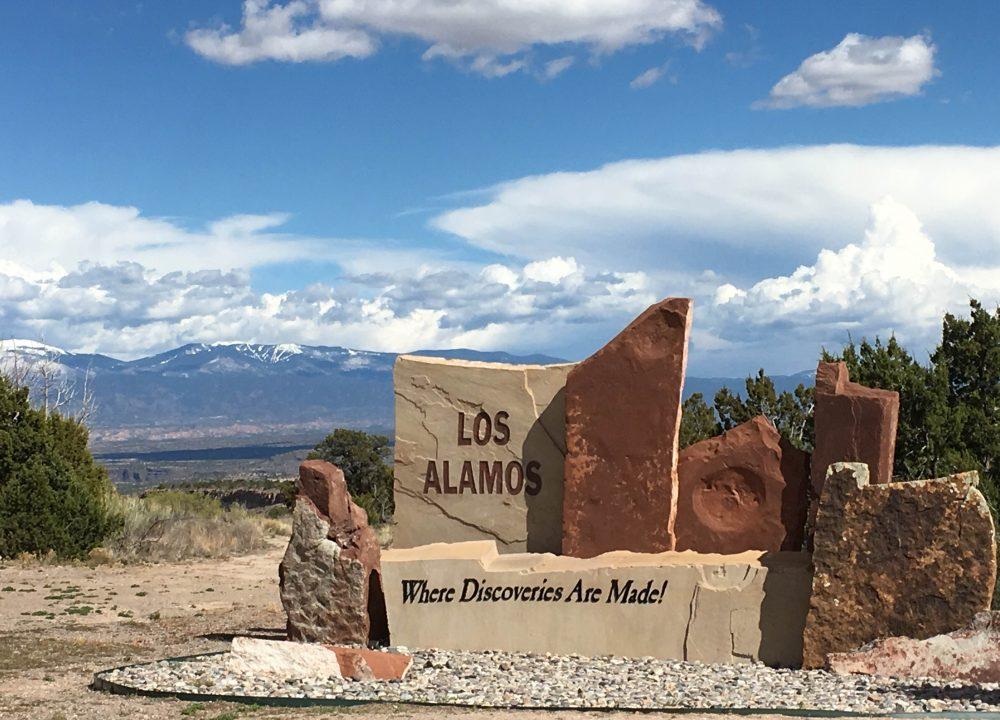Los Alamos, luogo di lavoro degli scienziati fra cui Stanislaw Ulam.